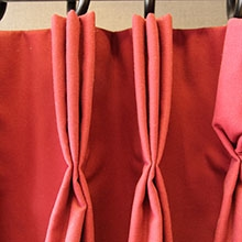 Triple Pinch Pleats Curtain